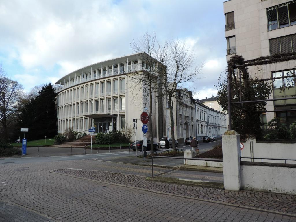 BAUKUNST: Verwaltungsgebäude an der Delle / Ecke Ruhrstraße steht unter Denkmalschutz