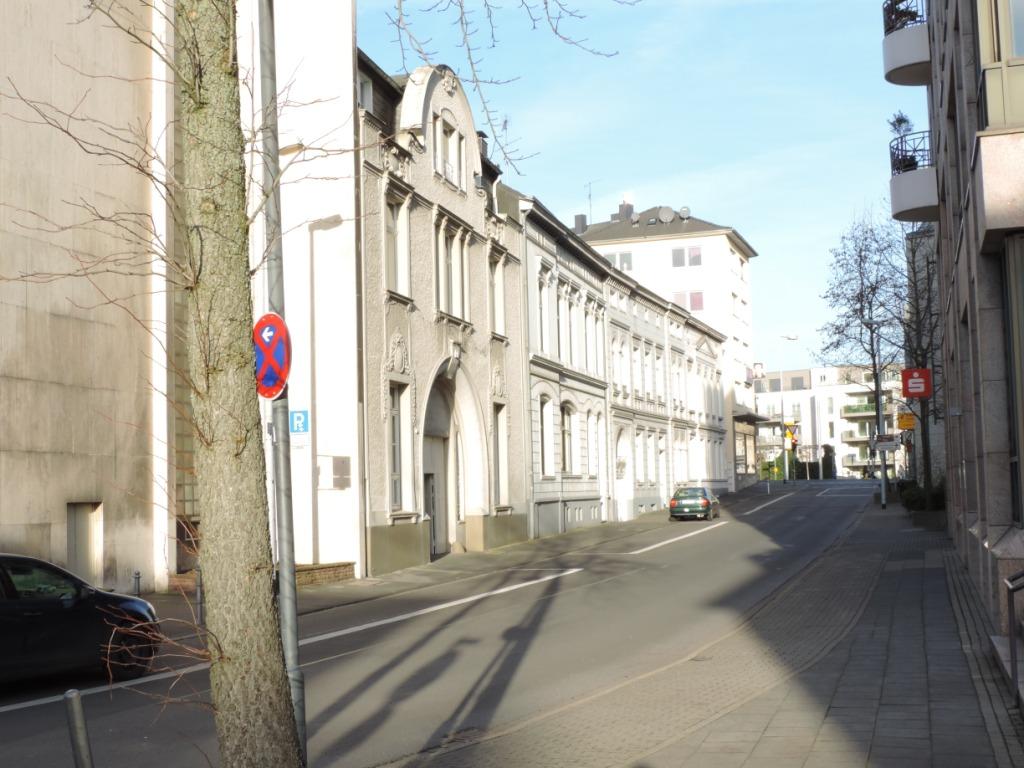 """KUNSTHÄUSER:  """"Kunsthaus Mülheim Ruhrstr. 3"""" – an einem historischen Ort der Kunststadt an der Ruhr"""