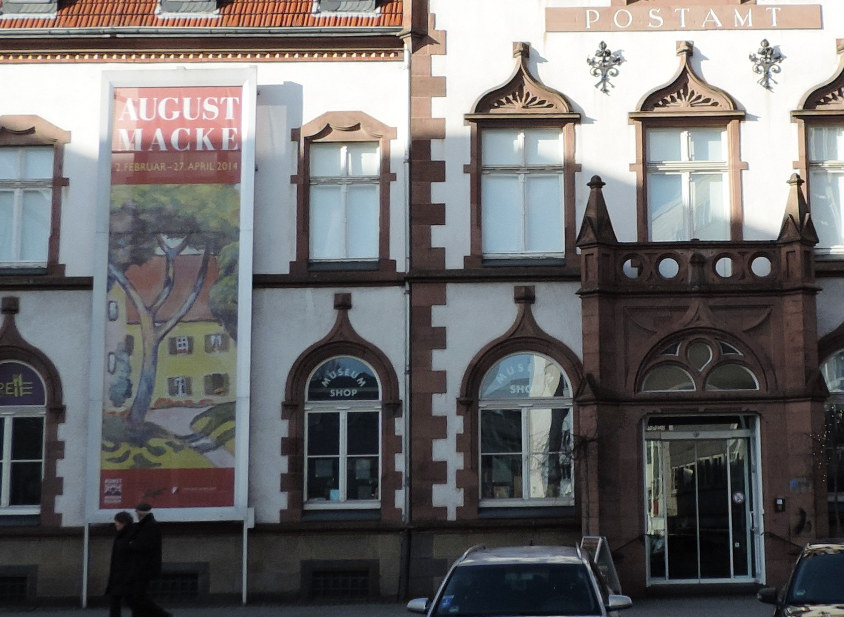 """Zugpferd """"August Macke in Mülheim"""" sorgte für Zulauf bei den Mülheimer Kunstgalerien und in den Ateliers Mülheimer Künstler"""