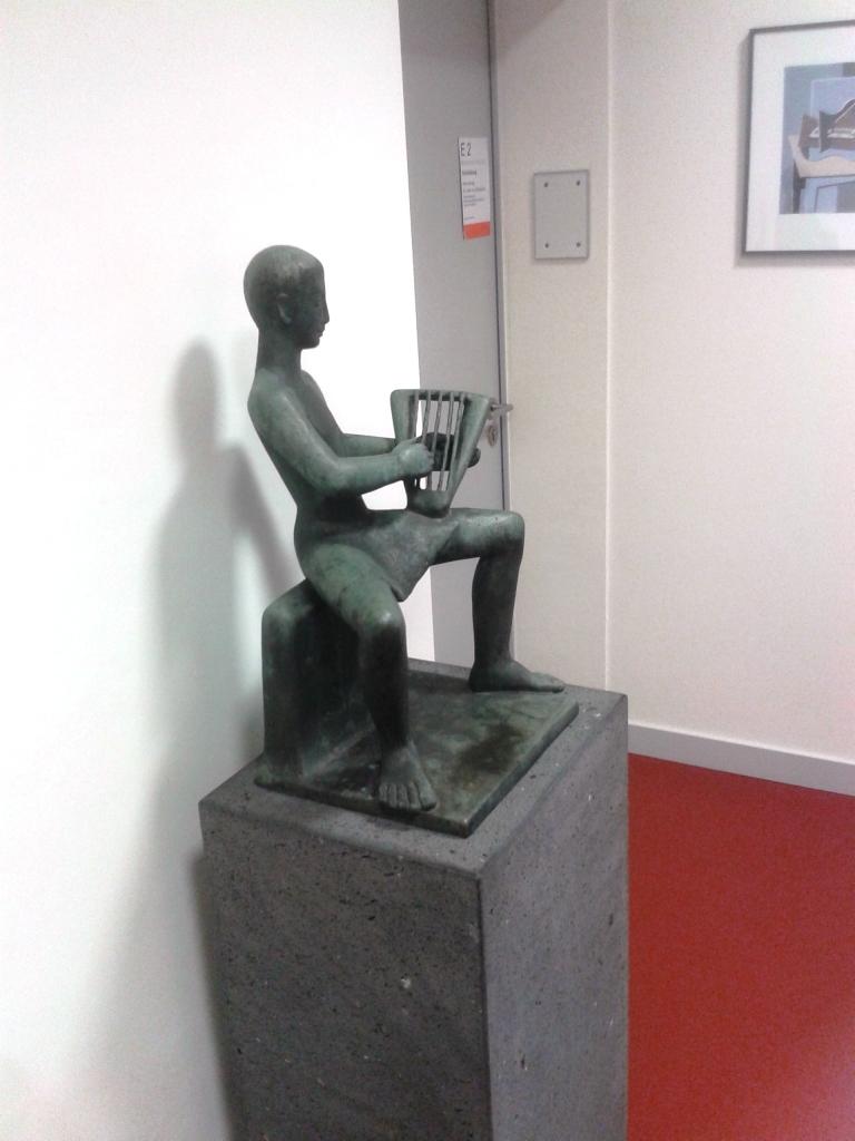 Auf den Spuren des Bildhauers Ernst Rasche (1926-2018) in der Kunst- und Kulturstadt Mülheim an der Ruhr
