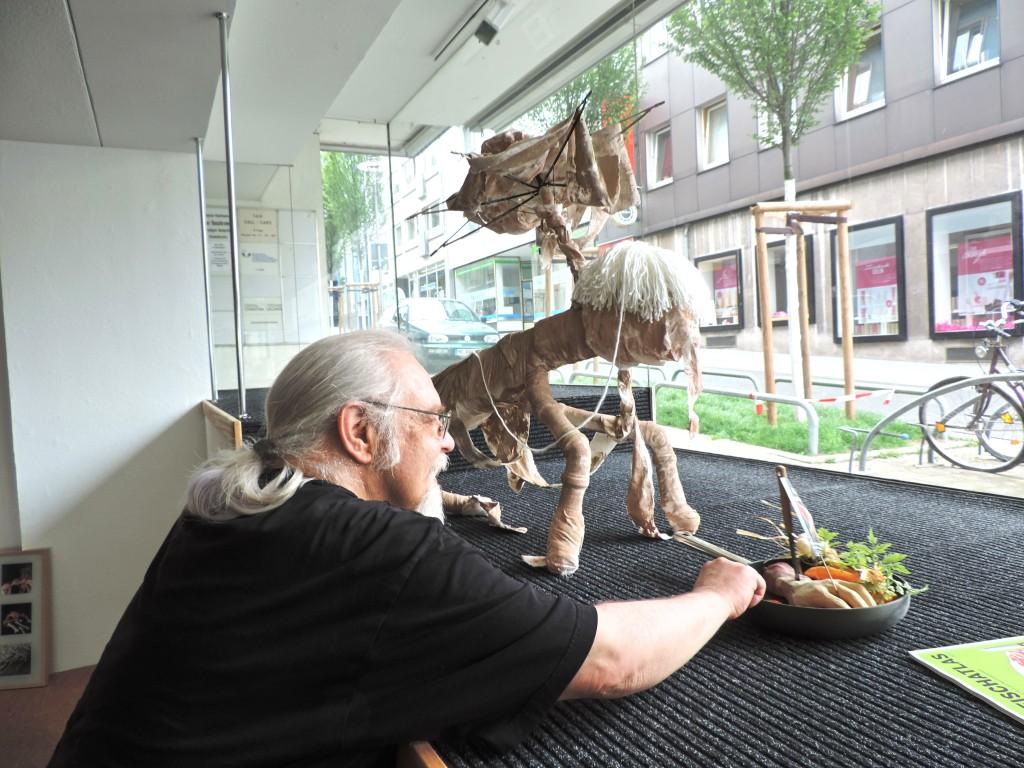 Nebulös II – Tier: eine Kunst-Option – Kunstausstellung in der Kulturmeile der Kunststadt Mülheim an der Ruhr