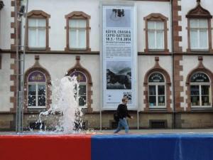 Neue_Ausstellung_Kunstmuseum_Muelheim_Kaefer,Crash_u.Capri-Batterie_Wie Kuenstler_Technik_sehen_Foto_by_Ivo_Franz_Galerie-an-der-Ruhr