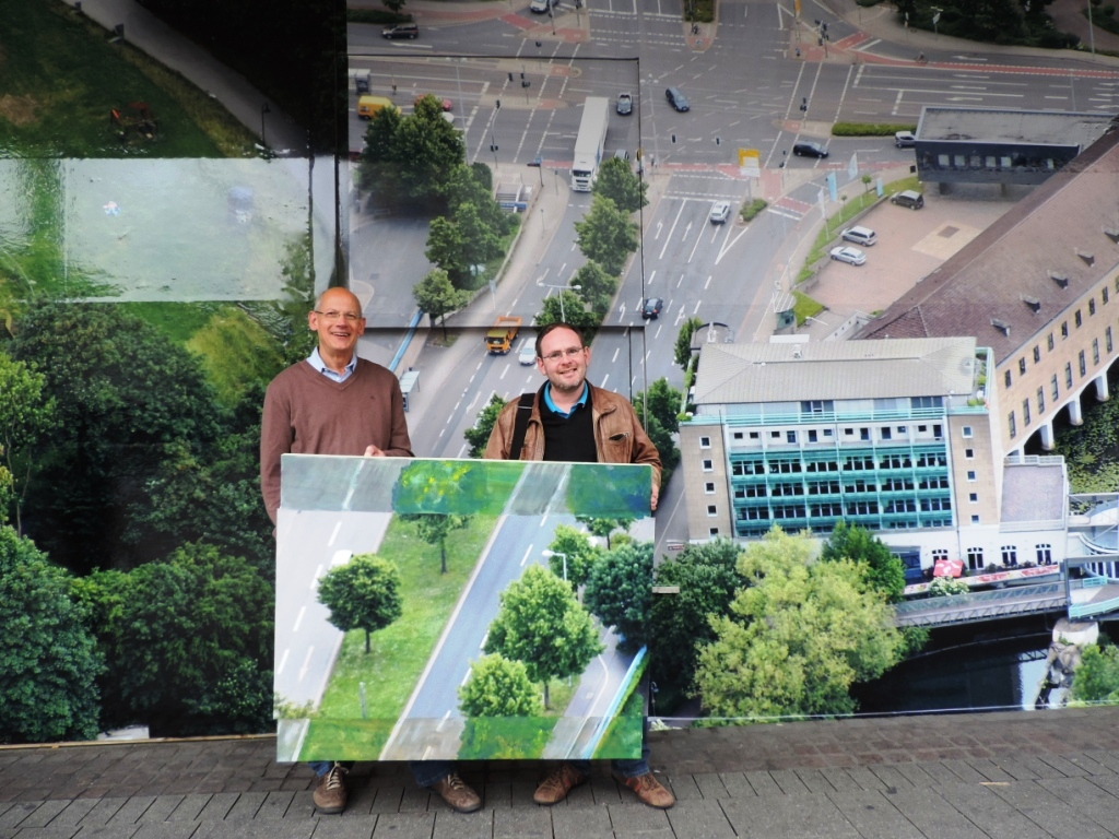 UPCYCLING ART in der Kunst- und Kulturstadt Mülheim an der Ruhr