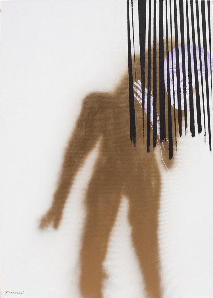 Einzigartig und unverwechselbar: Gemälde von Rómulo Macciò im Centro Cultural Recoleta