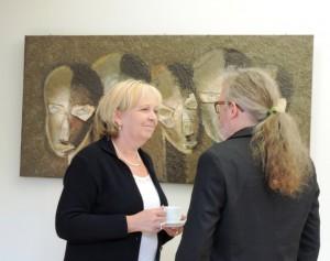 Erdwaechterausstellung_im_Landtag_Duesseldorf_Hannelore_Kraft_mit_Juergen_Block_Foto_Nicole_Gdawietz