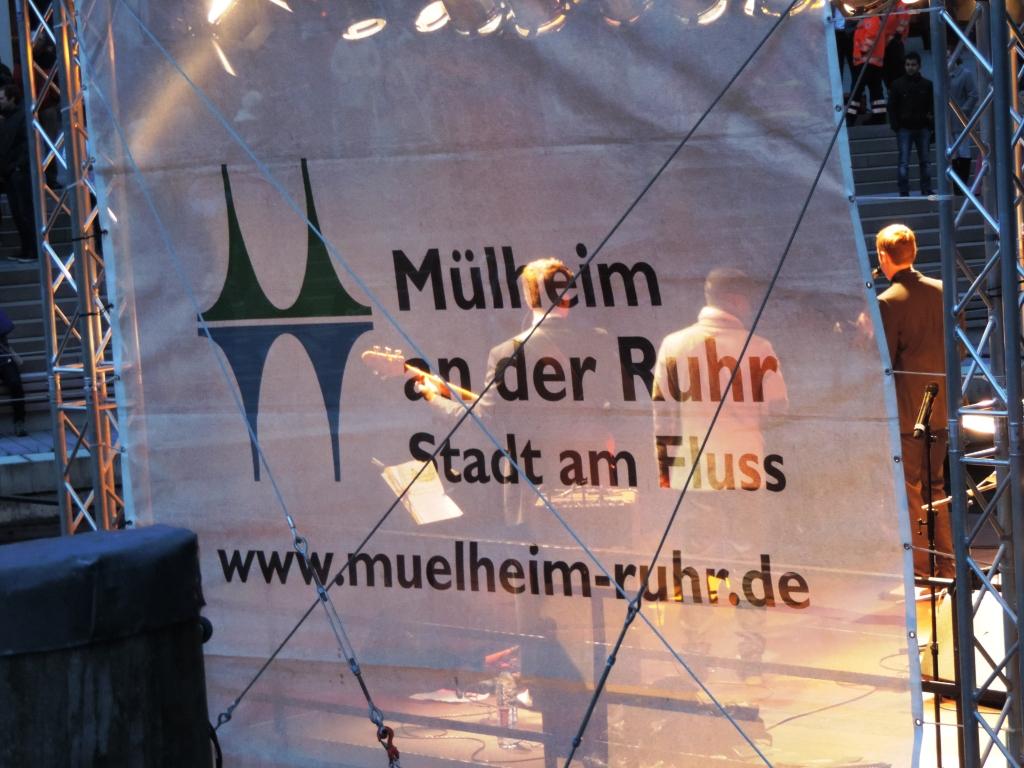 Kultureller Höhepunkt: Mülheimer Kunsttage 2015  vom 31. Oktober bis 29. November 2015
