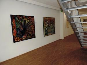 Kuenstler_Manfred_Dahmen_zur_Benefizausstellung_ZERO,INFORMEL,ZEN-49;Kunst_nach_1945_ALTES_PFANDHAUS_KOELN_Foto_by_Ivo_Franz_Galerie-an-der-Ruhr