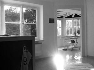 Atelier_der_Muelheimer_Kuenstlerin_Heidi_Becker_Turmsuite_im_Kunsthaus_Muelheim_Ruhrstr.3_Foto_Ivo_Franz