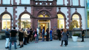 "18:00 Uhr ""Treffpunkt Kunstmuseum Mülheim"""