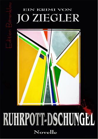 Jo Ziegler liest am 18. September 2014 um 19:00 Uhr in der Galerie an der Ruhr in der Kunststadt Mülheim