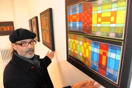 Das Mülheimer Kunstjahr 2015 startet vielversprechend und bunt