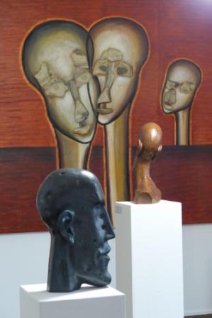 Erneuter Besucherrekord bei der Jahreseröffnungsausstellung in der Kunststadt Mülheim an der Ruhr