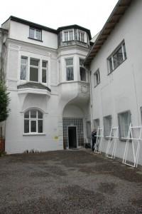 Atelierhaus Delle 54-56 in der Kunststadt Mülheim an der Ruhr