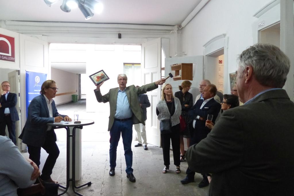 Ausstellung RUHRie ART findet in der Galerie an der Ruhr / RUHR-GALLERY MÜLHEIM statt