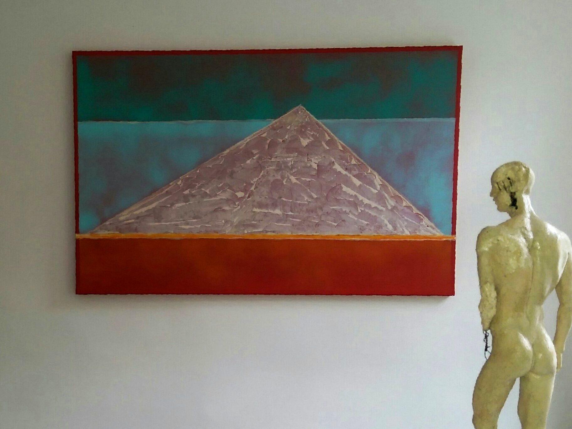 """Neue Werkreihe """"AUS DER NORM"""" im Kunsthaus Mülheim Ruhrstr. 3 gestartet"""