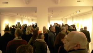 Gut besuchte Vernissage im Kunstmuseum zur Jahresausstellung 2016
