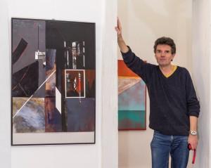 Lutz Gierig in der Galerie an der Ruhr Ausstellung Verl(n)etzungen