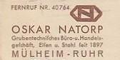 Oskar Natorp Logo_am_Nedelmannhaus
