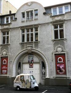 CIRCULO DE BELLAS ARTES in Mülheim, Ruhrstr. 3