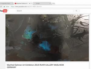 Trailer auf Youtube zur Ausstellung ZEUS in der Stadt Mülheim an der Ruhr