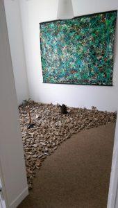 Arbeiten von JOTT KAA in der Galerie an der Ruhr in Mülheim
