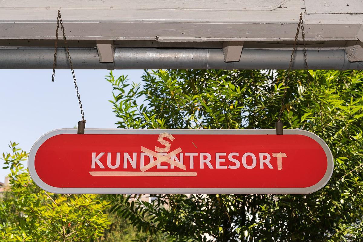 Schutzraum für die Kunst: KUNSTRESORT RUHR in der Kunststadt Mülheim