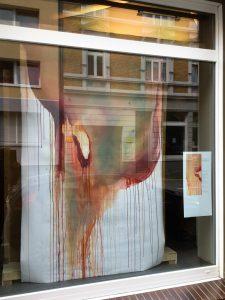 Bereits die dritte Ausstellung in der Oberstr. 27 in der Kunststadt Mülheim an der Ruhr