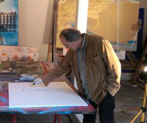 Wirken im Amt für weiterbildende Fantasie von Manfred Dahmen im Kunsthaus Mülheim Stadtmitte in der Ruhrstr.3 / Delle 54-56