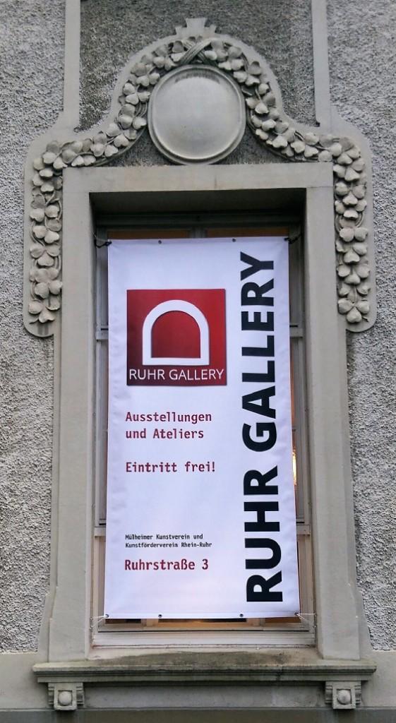 Im Kunsthaus Mülheim in der Ruhrstraße 3 geht derzeit die Post ab.
