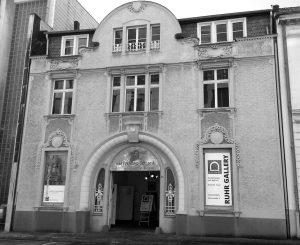 Museum im ehemaligen Stammhaus der Tengelmann-Gründerfamilie Schmitz-Scholl in der Ruhrstraße 3 - Mülheim Stadtmitte