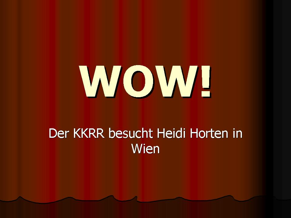 Auf nach Wien – Mülheimer Kunstfreunde auf Exkursion in die Heidi Horten-Ausstellung WOW!