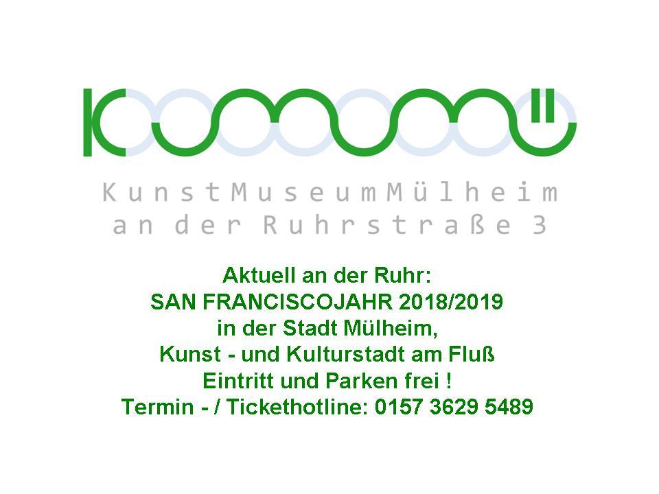 Hauptausstellung zum SAN-FRANCISCO-JAHR startet in wenigen Tagen