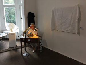 """Lesung aus dem Buch """"EIN JAHR IN SAN FRANCISCO"""" durch Inge Fleischer"""