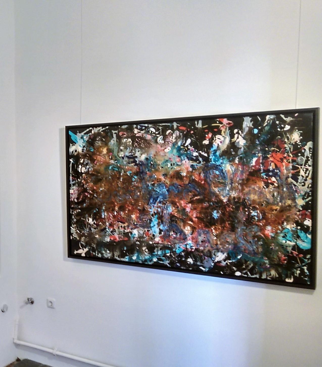 HANS ARTS in der Ausstellung TRANSFORMIERENDE KUNST in der Ruhr Gallery Mülheim