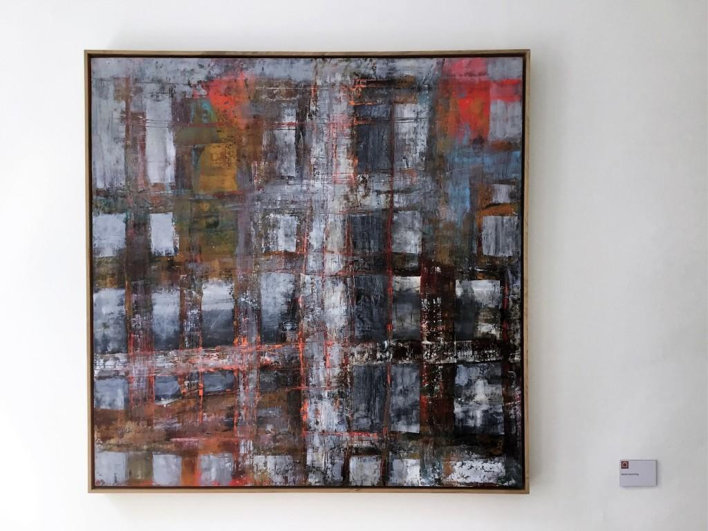 HETEROGLYPH – aktuelle Schau Martin Sieverding im City Palais Duisburg – Kunstausstellung im Tagungsbereich