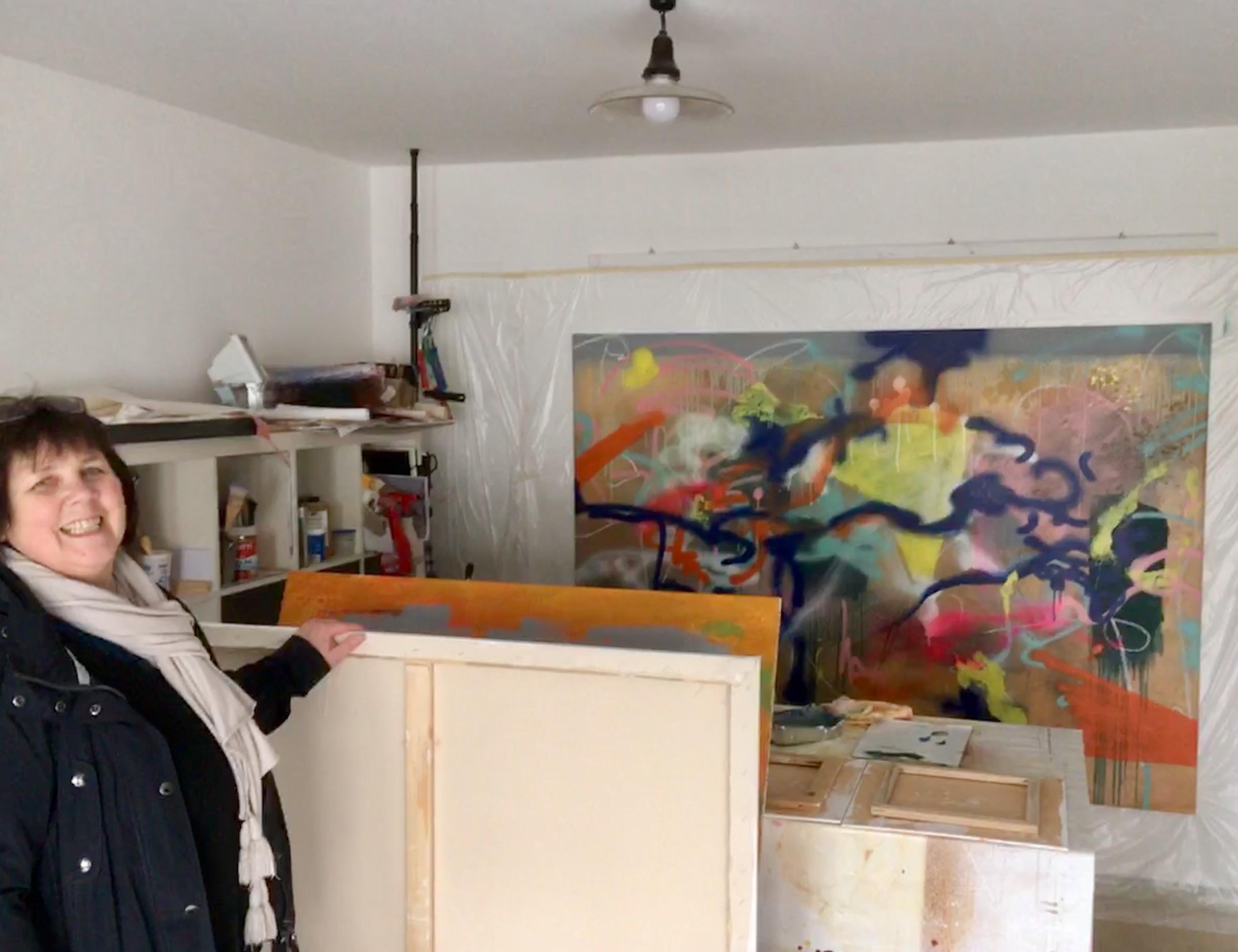 OTIUM – mehr ist als nur ein Ausstellungstitel – Schau von Heidi Becker noch bis 12. Mai 2019 in der RUHR GALLERY
